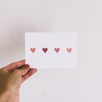 Designst – Postkarte Dein Herz