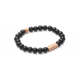 Nox Zebrano Bracelet von BeWooden