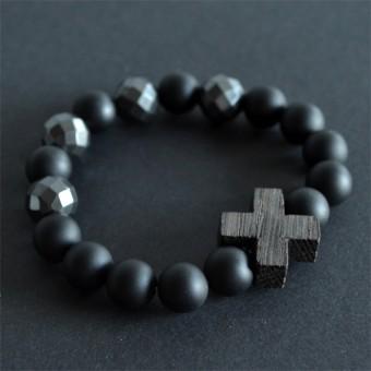 Entity | Hematite x Black Onyx