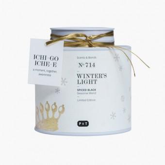 P & T - Winter's Light Tee 80g Caddy