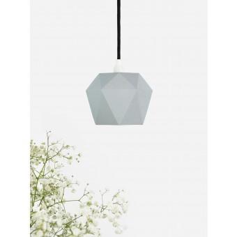 GANTlights [K1]grau Hängelampe trianguliert