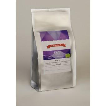 "BRÜHKULT-Kaffee ""24/7"" (Bio) 250g (Gemahlen)"