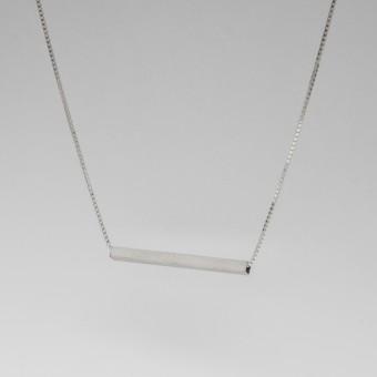 Jonathan Radetz Halskette CUBE, Silber 925