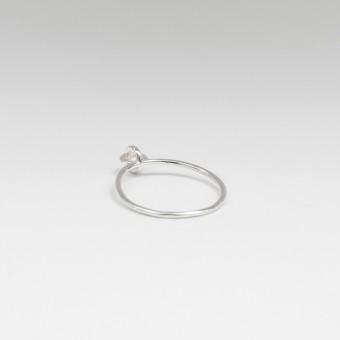 Jonathan Radetz Jewellery, Ring KISSKISS, Silber 925