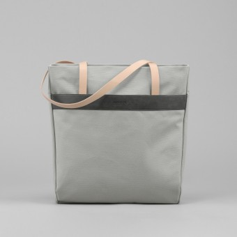 VANOOK Shopper Grey/Nude