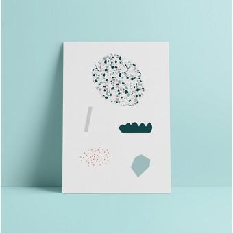 "HEJ Marlen Poster ""Tuuli"" A3"