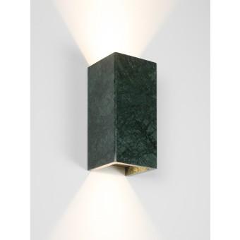 GANTlights [B8]guatemala Wandlampe Marmor