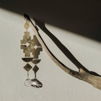 IDA PING Jewelry // SUN CATCHER • TEMPLE