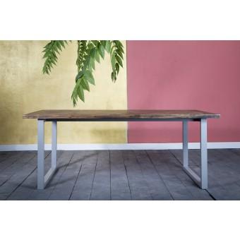 FraaiBerlin E - 99 x 200 cm, Tisch Christiaan Grau
