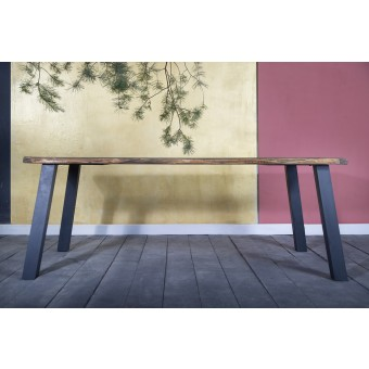 FraaiBerlin L - 100 x 200 cm, Tisch Jamila