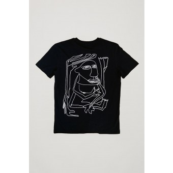 """hey hey """"Fine Not Fine"""" T-Shirt (Limited Edition)"""