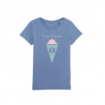 melike Schulanfänger Erste Klasse T-Shirt organic cotton
