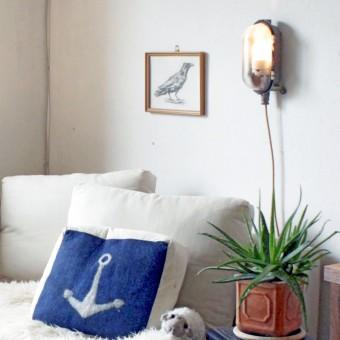 Fabrik Wandlampe / VLO design