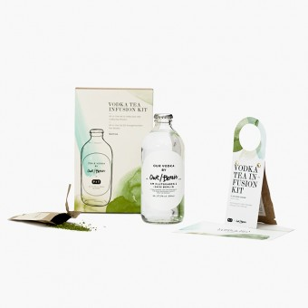 P & T - Matcha Tea Wodka Kit