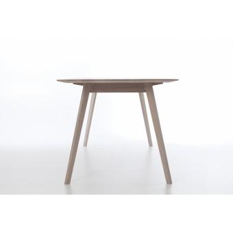 Mein Eichentisch Tisch Light Eiche Weiß