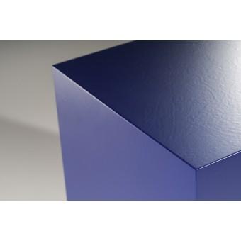 Lupadesign Pasch6, blauviolett, Couchtisch, Beistelltisch
