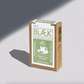 BLÆK Instant Coffee NØ.2 - To Go Box - Peru