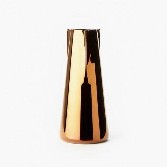 P & T - Becchi Carafe - groß, gold