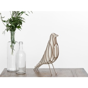 GANT lights DIY Stecksatz [H2] Vogel Dekoration Birke
