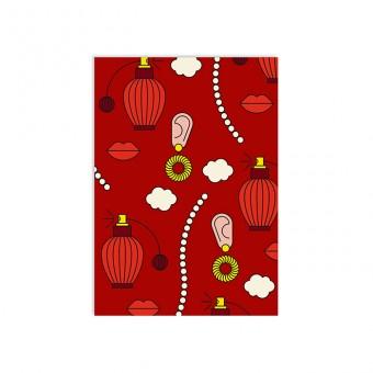 redfries luxury nbp – Notizheft DIN A6