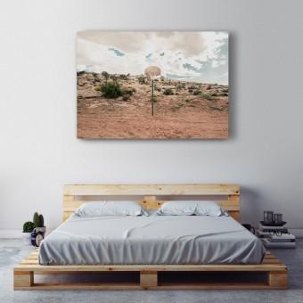 JOE MANIA / Modern Artprint Poster / Streetball Courts 1 (Arizona, USA) DIN A4 - A0