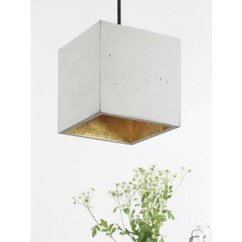 GANTlights [B5] Hängelampe quadratisch groß