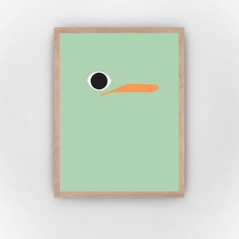 Invisible Duck (Fine Art Bureau)