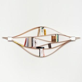 NEUVONFRISCH Chuck - The Flexible Wall Shelf (natural)