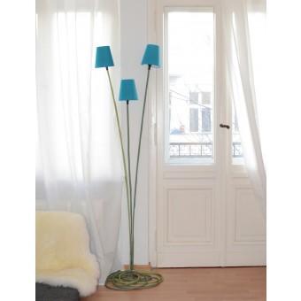 son of nils Climbing Lamp (grün/blau / grün)
