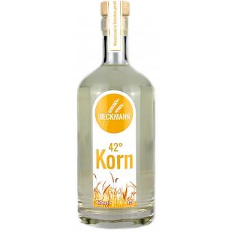Weizenbrennerei & Likörmanufaktur Dieckmann Korn 42° 0,5l