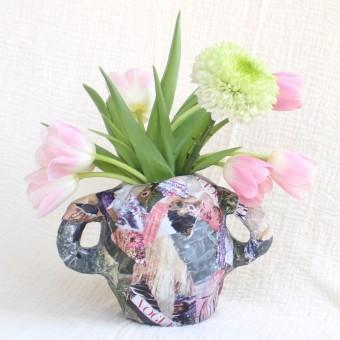 Catchup Studios - nachhaltige Vase - Vogue Edition Vase