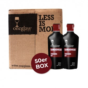 Sangiovese Box ONEGLASS 100ml