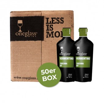 Vermentino Box ONEGLASS 100ml