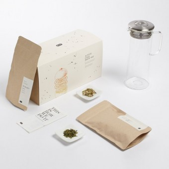 P & T Active Cold Brew Set