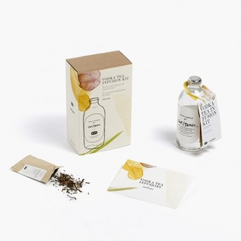P & T - Earl Grey Tea Wodka Kit