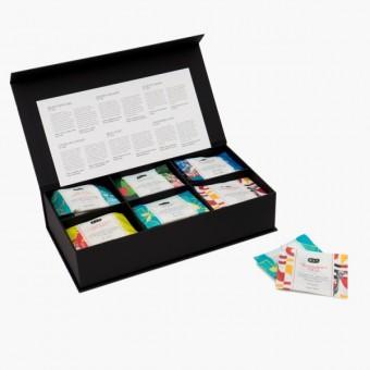 P & T 6 Graces Amenity Box - Tee Geschenkbox