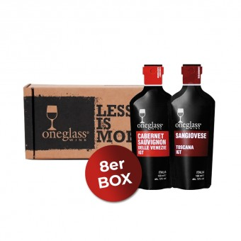 Wein Mix Box ONEGLASS 100ml