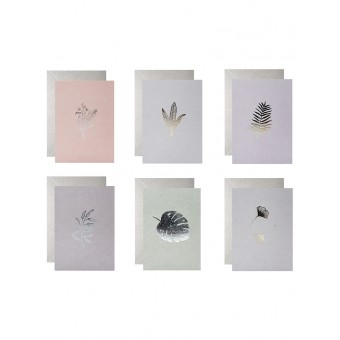 BOTANICAL - Letterpress Card Set - Anna Cosma
