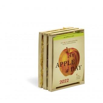 Verlag Hermann Schmidt »An Apple a Day« Kalender 2022