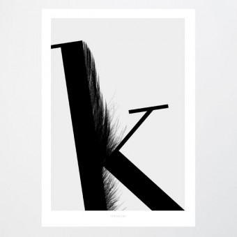 typealive / ABC Flying Letters - K