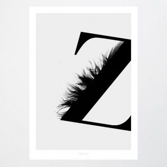 typealive / ABC Flying Letters - Z