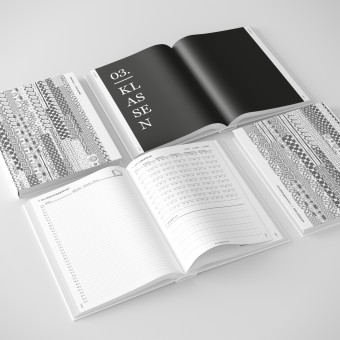 ACD DESIGN.BÜRO / Schulplaner & Lehrerkalender 2021/2022