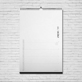 ACD DESIGN.BÜRO / Wandkalender 2021