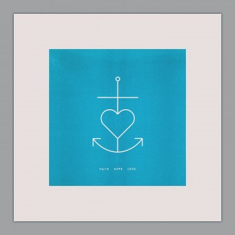 Feingeladen // SIMPLY DIVINE // Anchor Symbol »Faith Hope Love« (AQ)