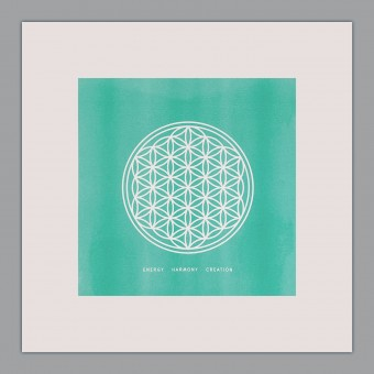 Feingeladen //SIMPLY DIVINE // Flower of Life »Energy Harmony Creation« (MI)