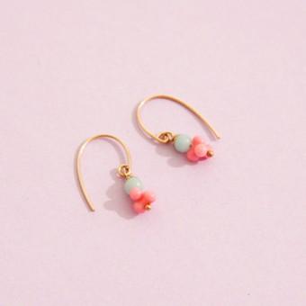 Irmeline - Accessoires Manufaktur Ohrringe »Lempicka *3« tout petit