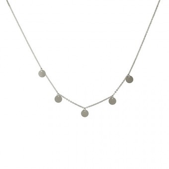 Anoa Kette Alva 925 Sterling Silber