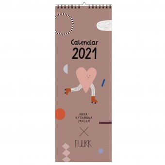 nuukk Happy - 2021 Kalender