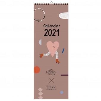 nuukk Happy - 2021 Kalender