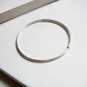 Puur Jewellery - Silber Armband No.1 - Circle Collection
